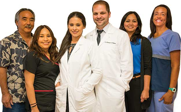 Dental team at Geller Dentistry